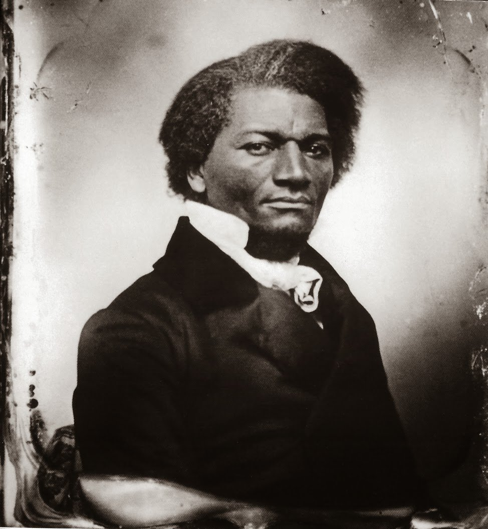 Frederick Douglass, born in 1818, chose to celebrate his birthday on Feb 14 as he did not know the real date. https://t.co/WhkM3XvMC2