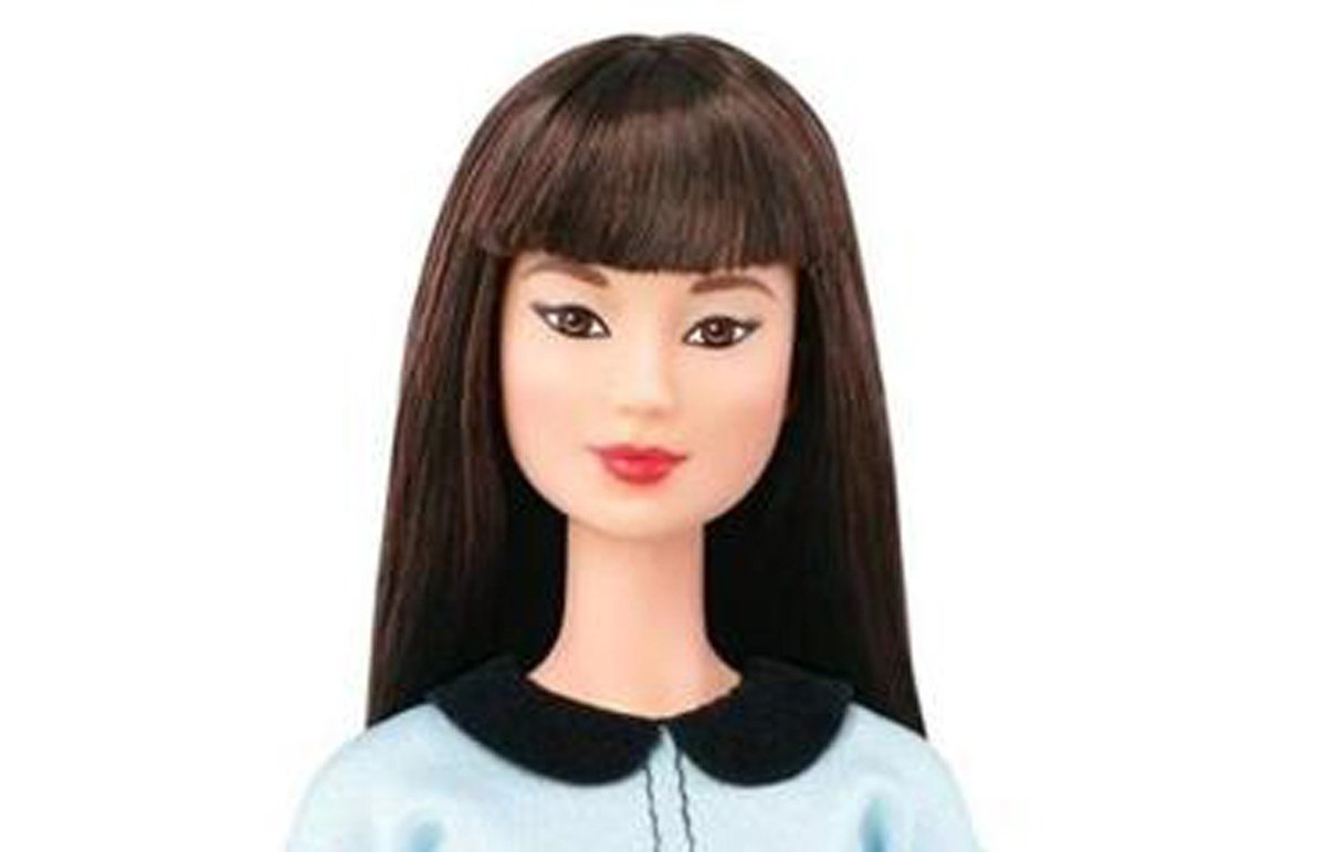 In @GlobeOpinion | Asian Barbie's evolution wasn't intelligently designed