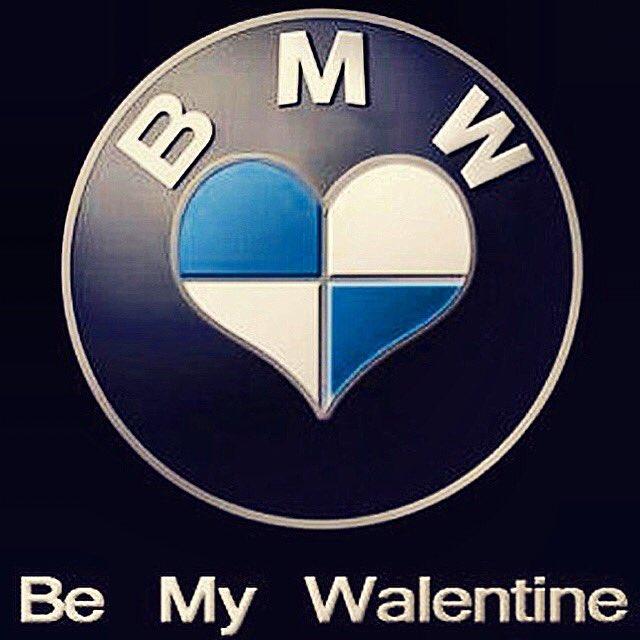 #HappyValentinesDay  #BemyWalentine #BMW 💘💙🚘