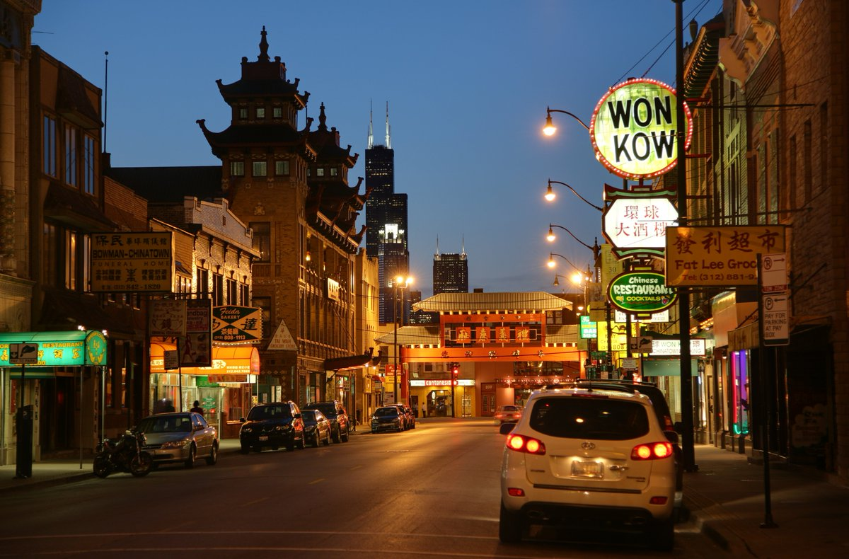 A complete guide to Chicago's Chinatown.