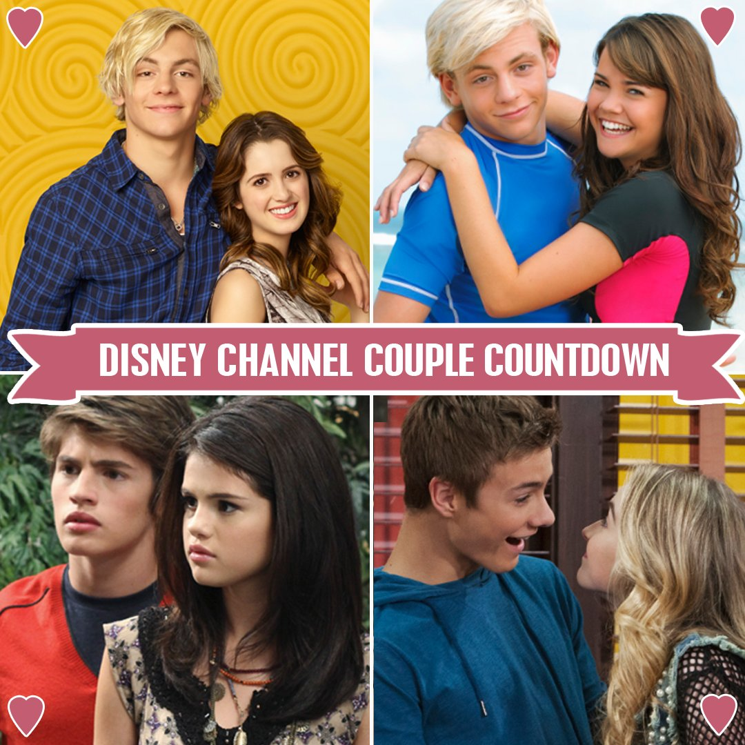 I need a list of Disney Channel TV shows