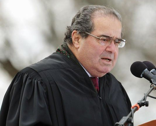 Editorial: Scalia stood for the Constitution