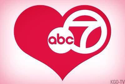 Happy ValentinesDay from all of us at @abc7newsBayArea! Thanks for all the love. We heart you!