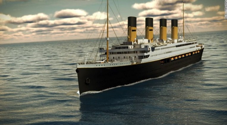 Titanic II launch pushed back to 2018