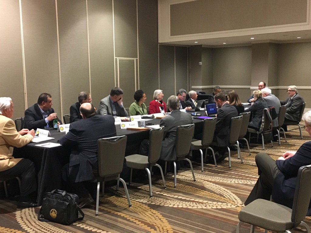 If you're at #NARUCWinter16, come check out the Transportation Task Force's discussion on TNCs & rail safety! https://t.co/RE1nFR0DA5