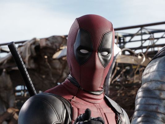 'Deadpool' kills with record $135M weekend