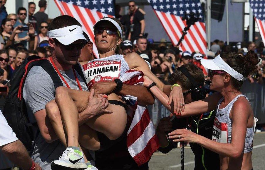 Marblehead's Shalane Flanagan snags Olympic marathon spot