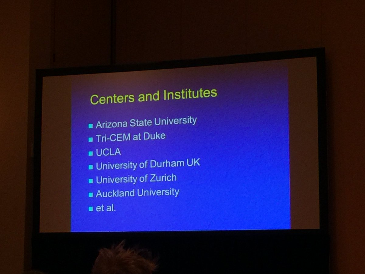 ASU's EvMed Center one of handful academic initiatives across the country leading the charge. #EvMed @AAASmeetings https://t.co/UZZLfmCy2A