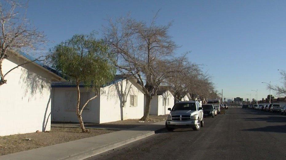 Coroner identifies man killed in shooting near Rancho and Vegas.>