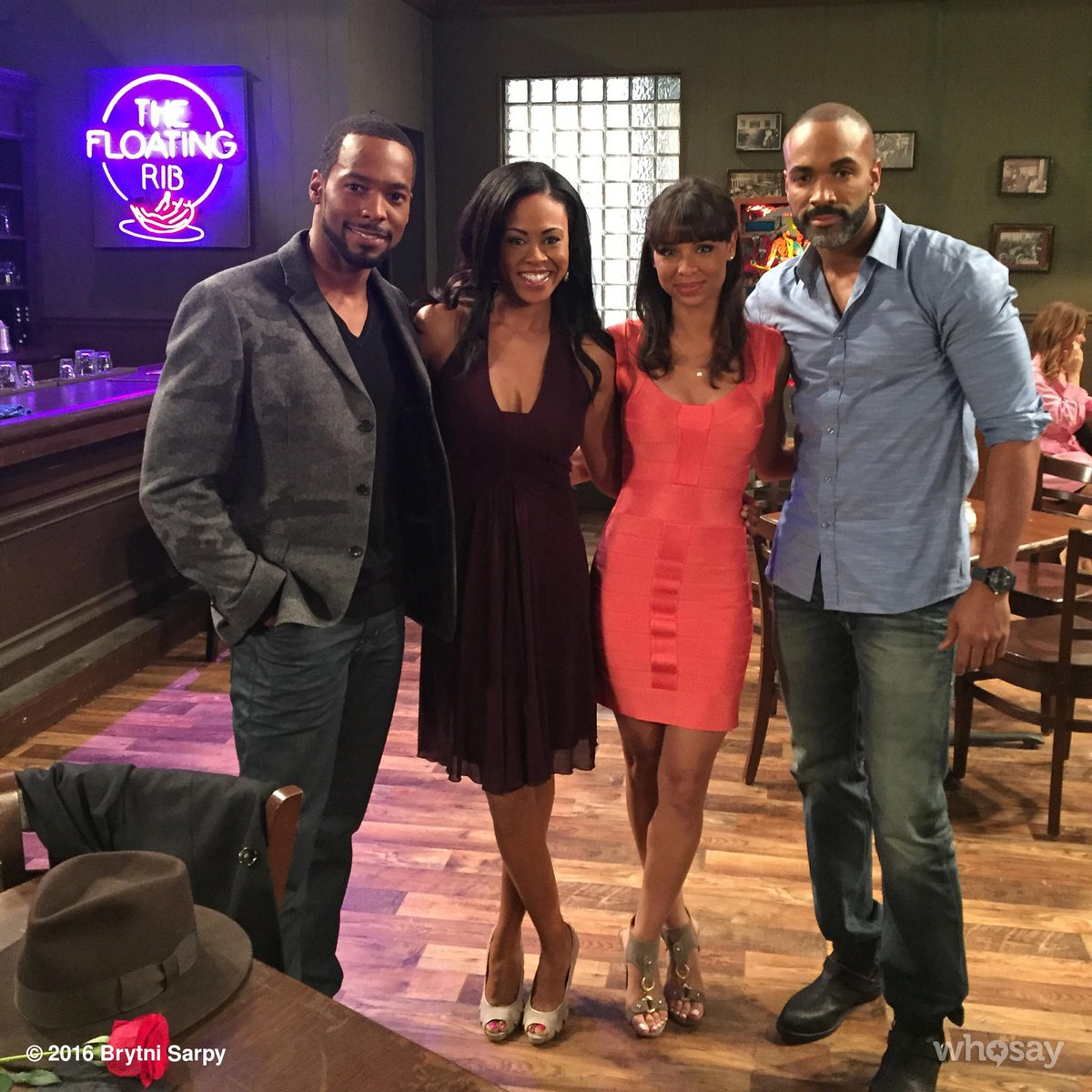 @MrAMontgomery @VinessaAntoine @donnellturner Happy Valentine's Day lovers ❤️ V-day continues on #Gh tomorrow... https://t.co/MNU4eKB6TL