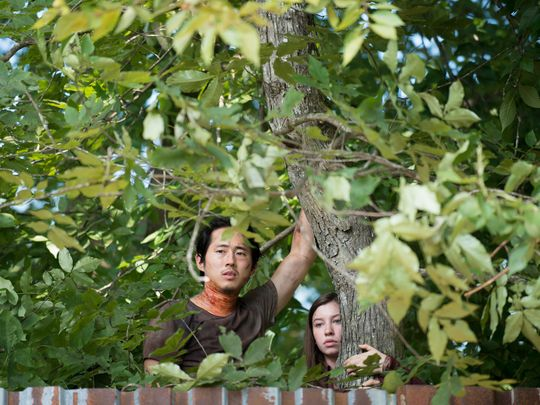 Michigan's 'Walking Dead' star Steven Yeun on life before, after Glenn