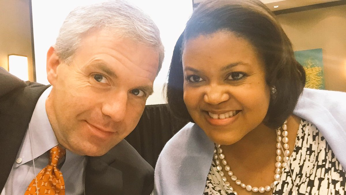 It's always good to be with my dear friend, FERC Commissioner @CHonorableFERC ! #NARUCWinter16 https://t.co/gYGgatSRqE
