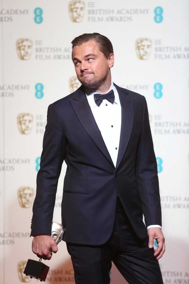 'The Revenant' named best picture, DiCaprio best actor at BAFTAs