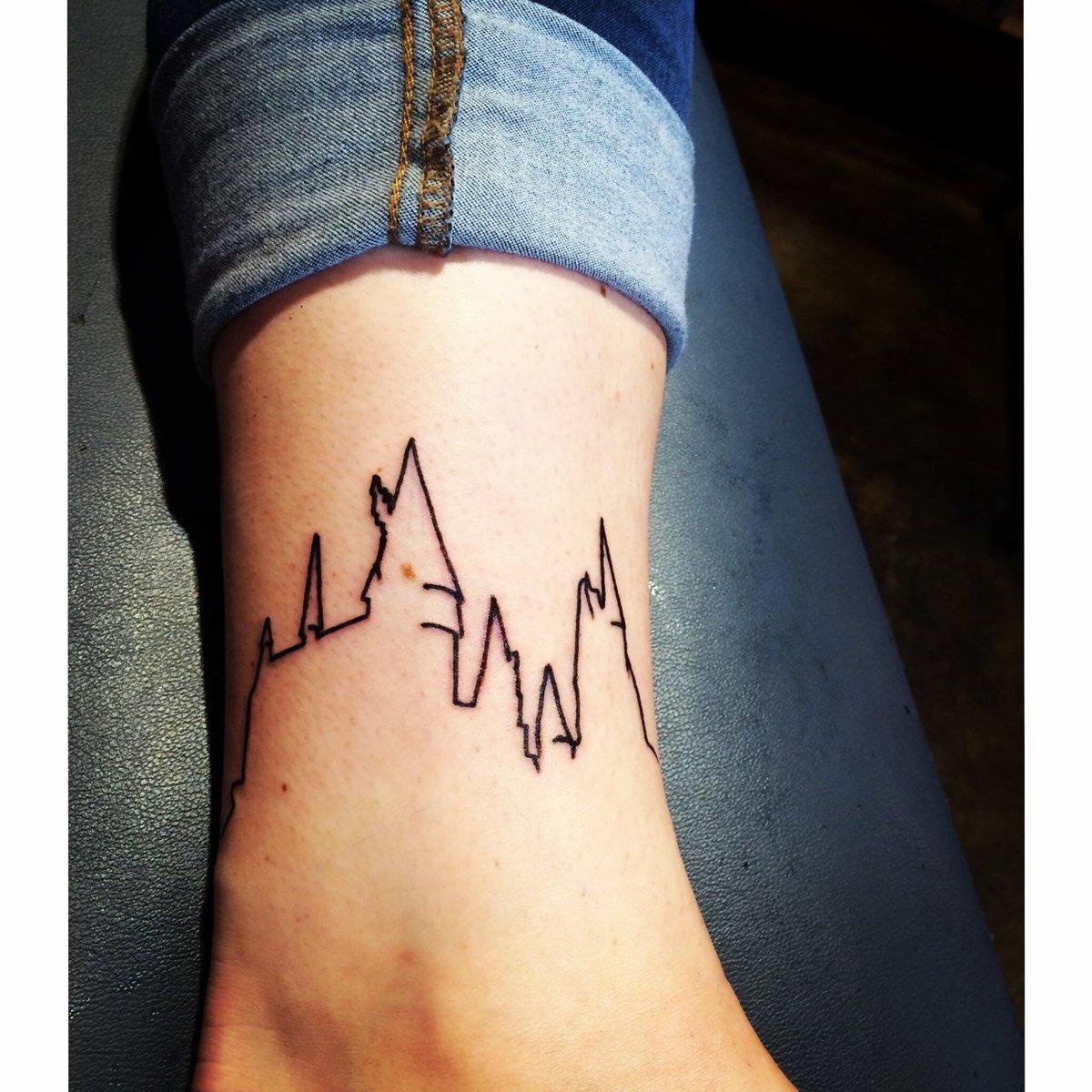 Citas Harry Potter On Twitter Cuatro Pequeños Tatuajes Con Un Gran