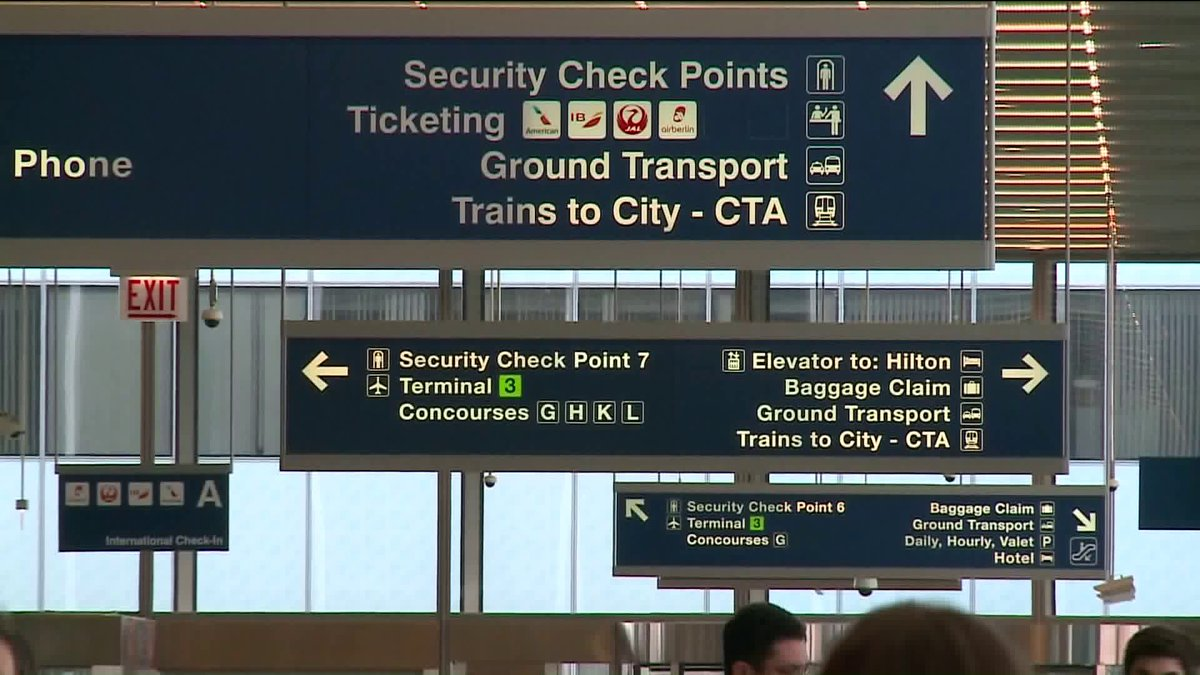 More than 130 flights at O'Hare canceled due to weather