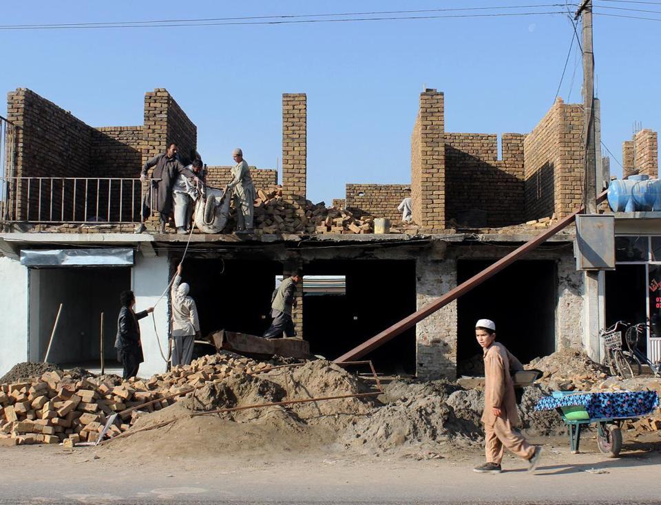 Afghanistan had record number of civilian casualties last year, UN says