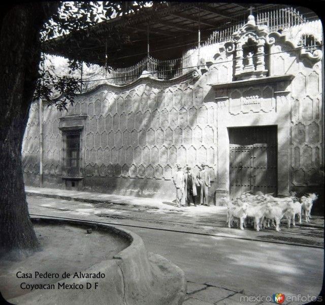 Coyoacán, Ciudad de México 1908 cc @hdemauleon https://t.co/IrrrmLX2w9