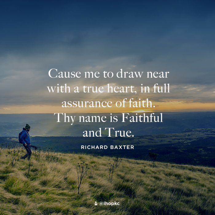 Ihopkc On Twitter Draw Near To God And He Will Draw Near To You
