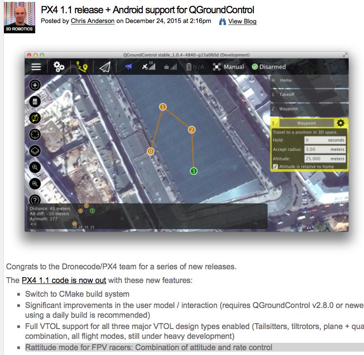 Pixracer Autopilot, the new PIXHAWK generation is available