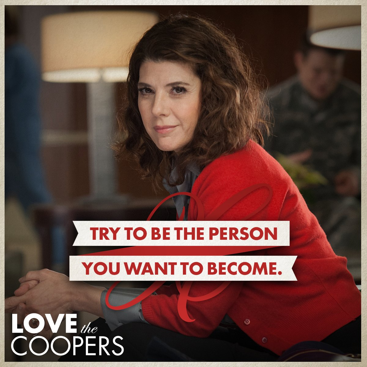 Sometimes the easiest changes to make are the hardest to realize. #LoveTheCoopers https://t.co/SMVTTicJUE