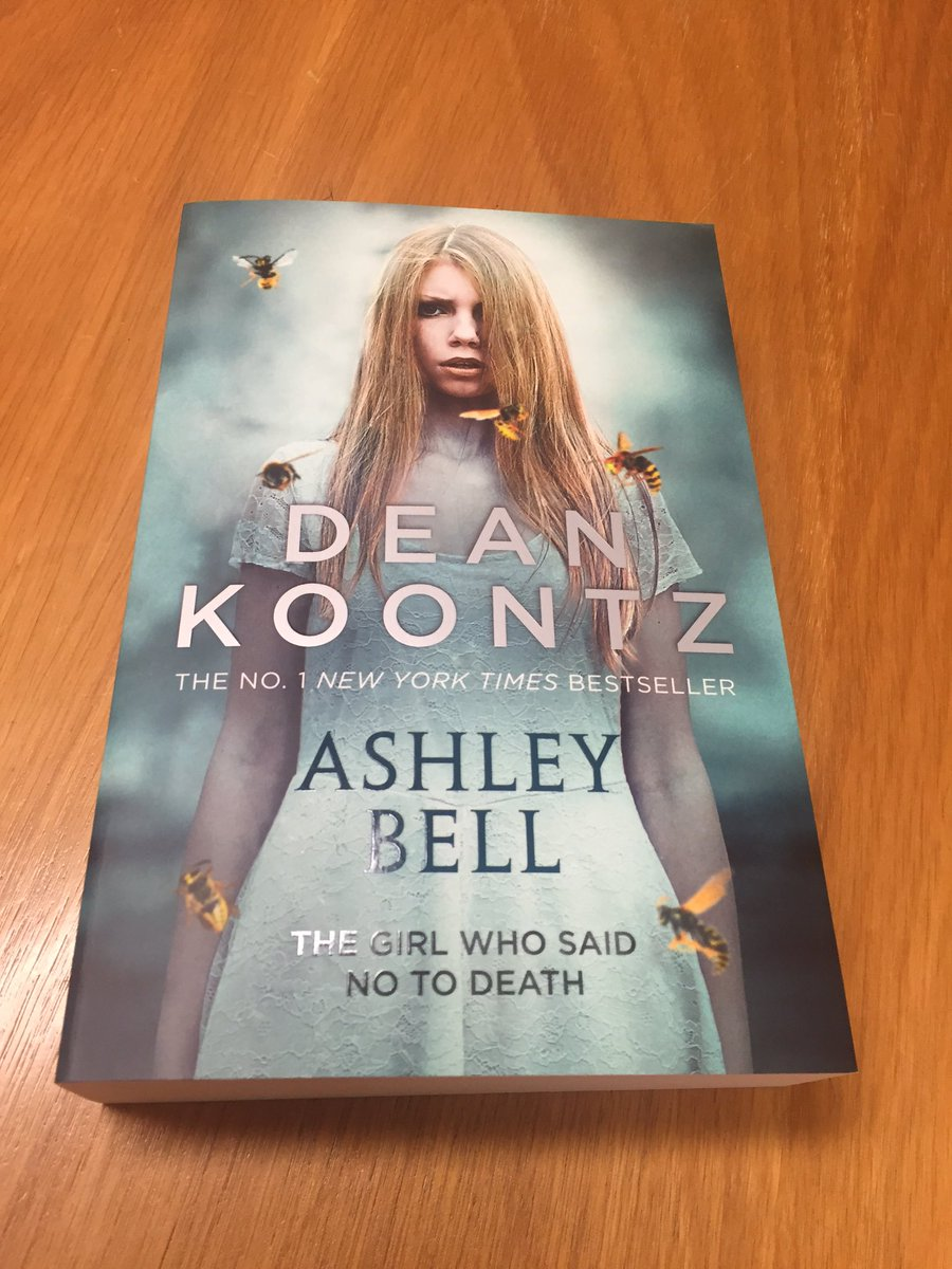 Welcome to week 3 of #FreeBookFebruary! To enter to win the latest Koontz thriller, RT before midnight AEDT tonight. https://t.co/LCDkeaMl36