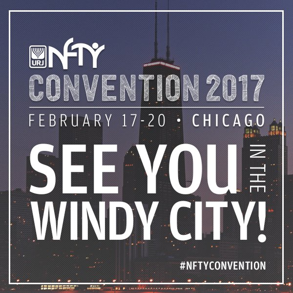 SEE YOU IN THE WINDY CITY, NFTY! #NFTYConvention 2017 will be in Chicago! https://t.co/JQVvO6EeI2 https://t.co/z3BOFK2iWS