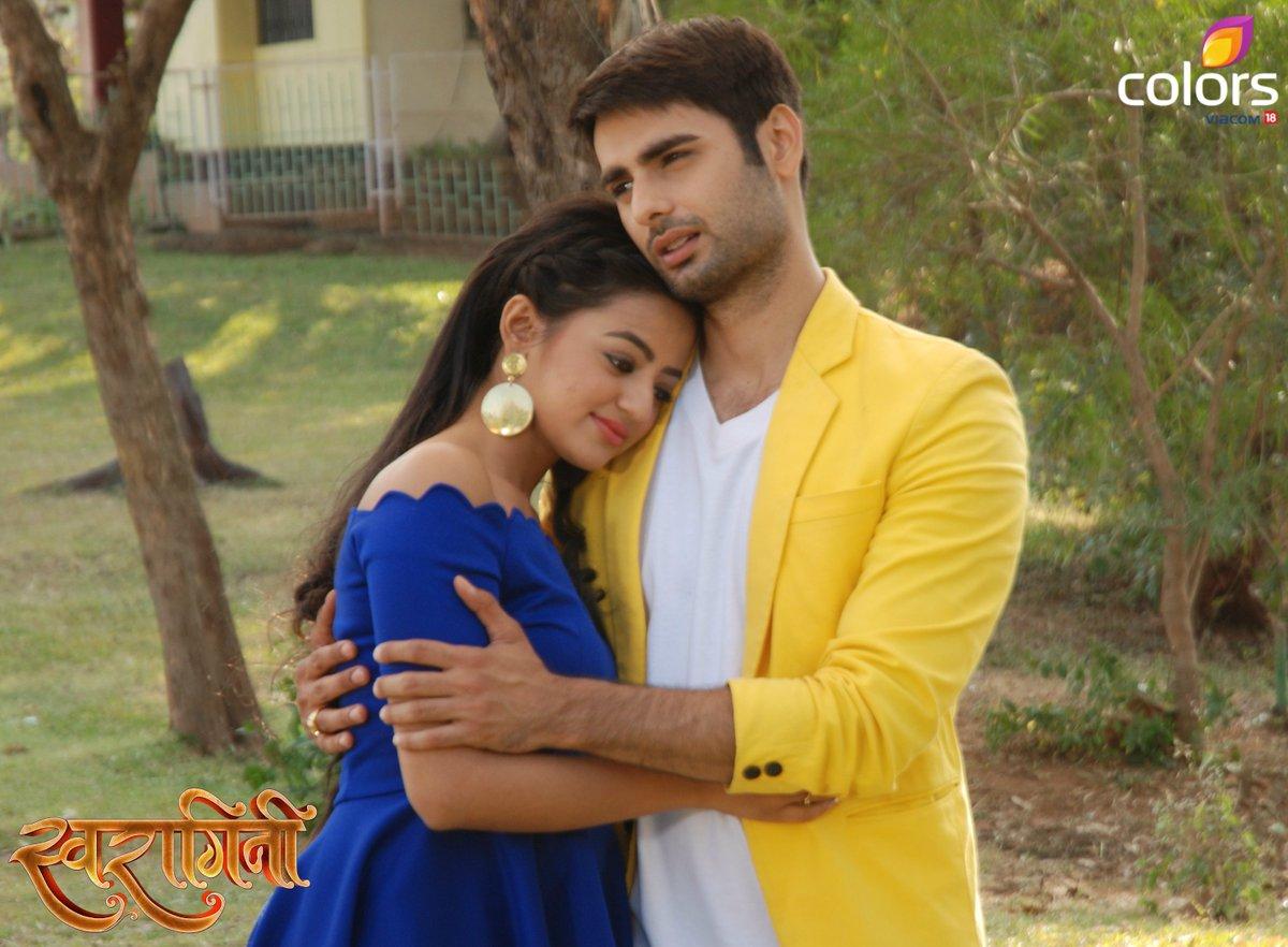 Swara and Sasnkaar in Swaragini Latest Pic