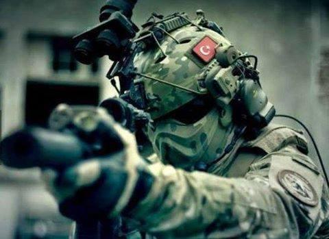 Глава Минобороны Турции опроверг отправку военных в Сирию - Цензор.НЕТ 5203