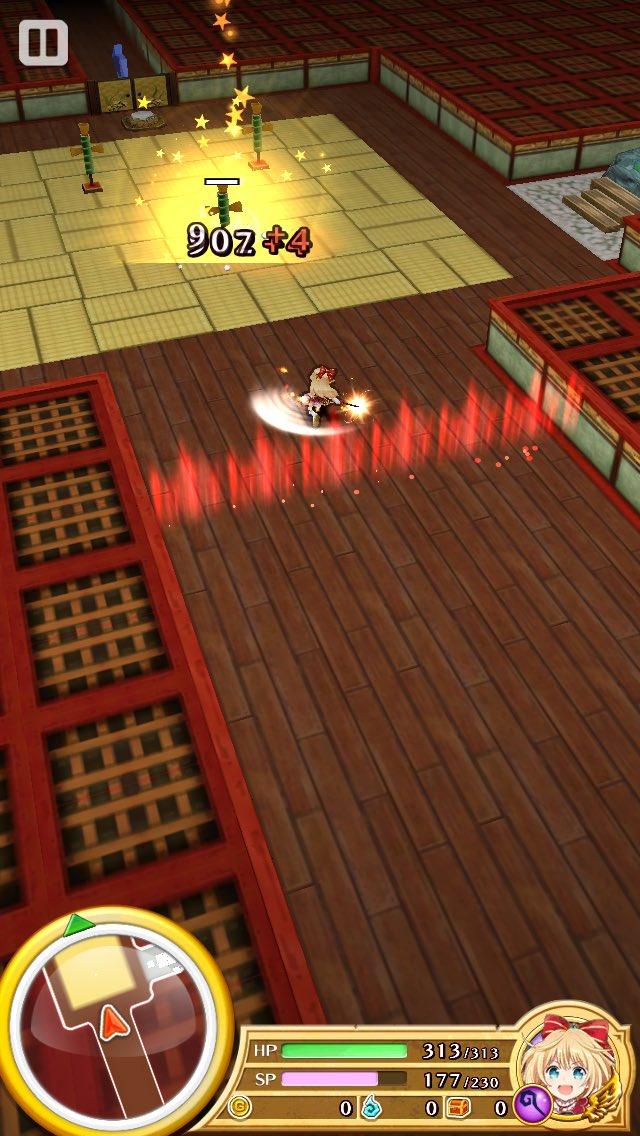【白猫】アリエッタのメテオ通常は剣キャンと同じ要領で「杖キャン」が可能!高速で星降らせるのが楽しい!(動画あり)【プロジェクト】