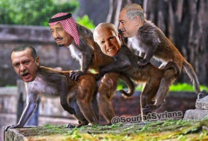 Syrian Civil War: News #6 - Page 21 CbQiO8SXIAABOGk