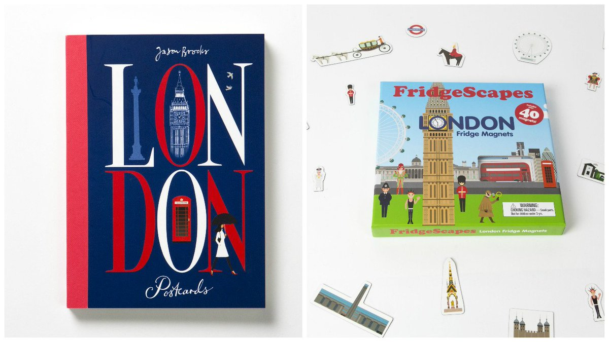 Enter to #win our lovely London goodies. RT & follow to be in with a chance - competition closes at 5pm Wednesday https://t.co/qM8m0rwcqP