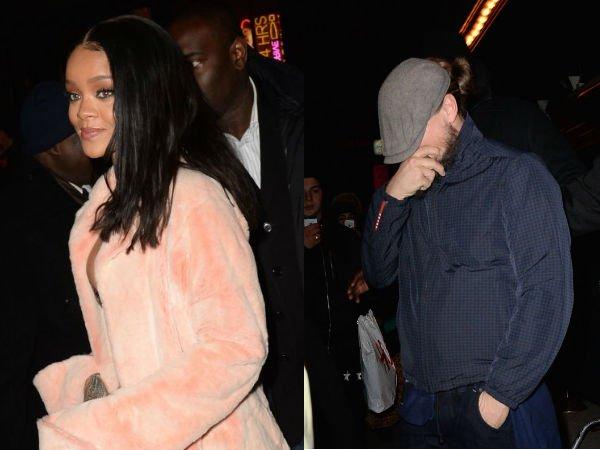 Gossip VIP: Rihanna e Leonardo DiCaprio, nuovo incontro a New York