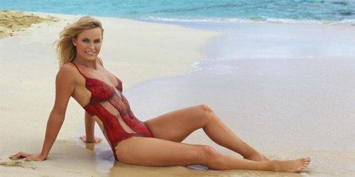 Marca On Twitter Vestida O Desnuda La Tenista At Carowozniacki Se
