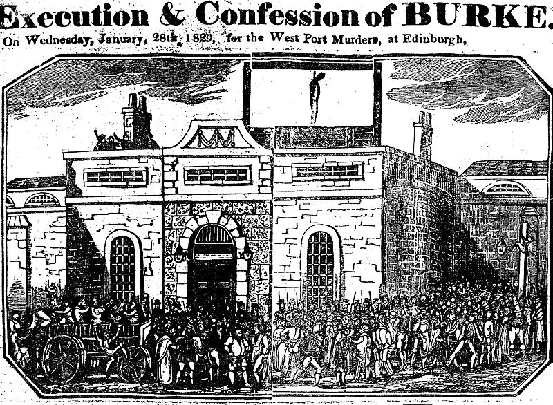 Murder most foul! Think you know the Burke and Hare story? Think again. #ilw16 #wikipedia https://t.co/pEtLgyP8FP https://t.co/yUMPYWO0U2