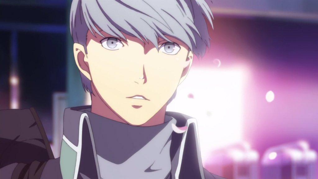 Job On Twitter Leaveitin2015 White Haired Anime Boys