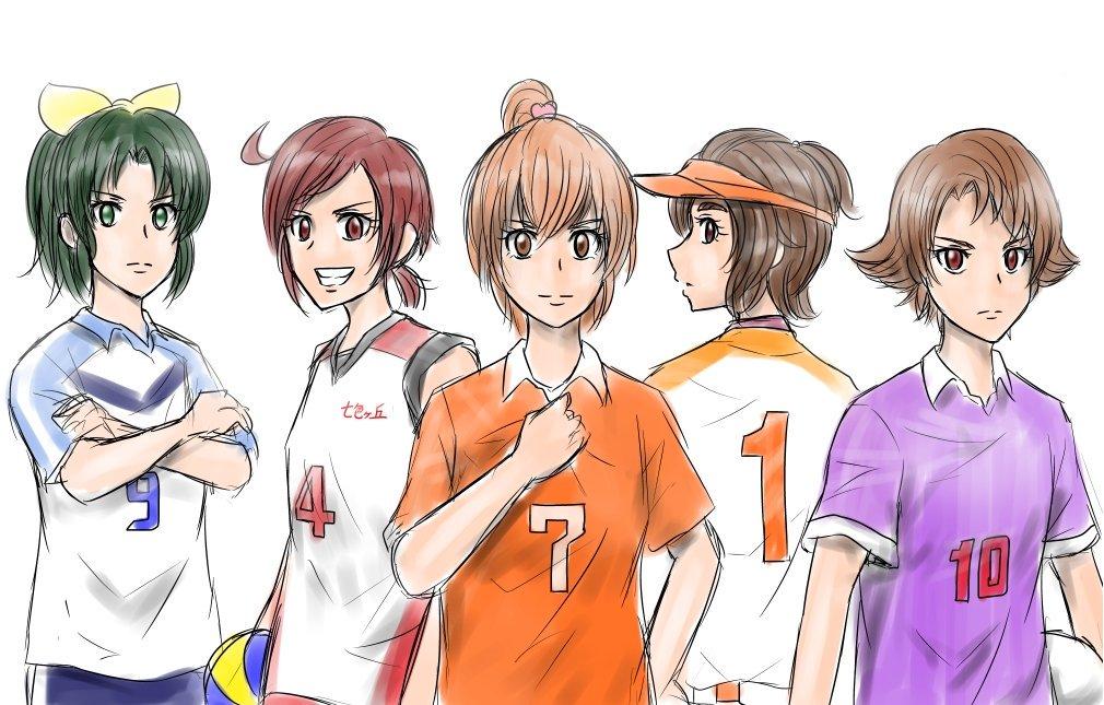 佐藤ヤス@プリキュア野球漫画の人 (@yasu_satohE7)さんのイラスト