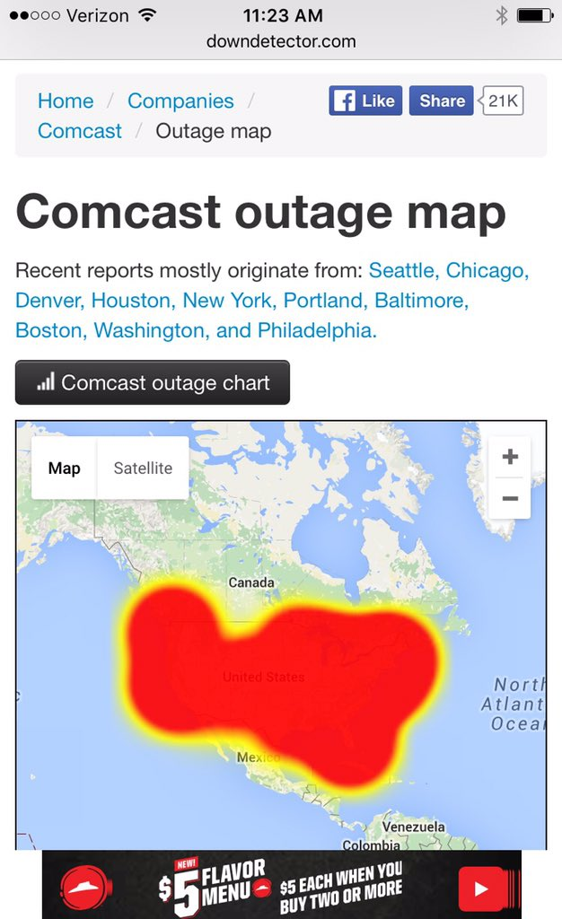 I hope you don't have #Comcast, because this is for real. @comcastcares https://t.co/7Z1PBEVVZ2