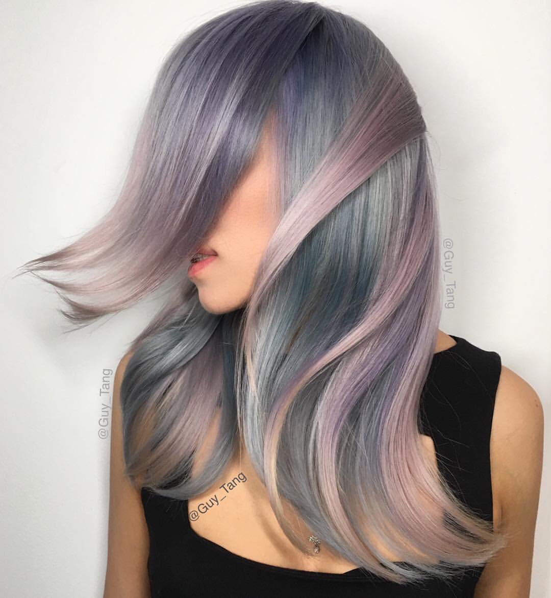 Guy Tang On Twitter Quot Opal Hair Color I M Digging This
