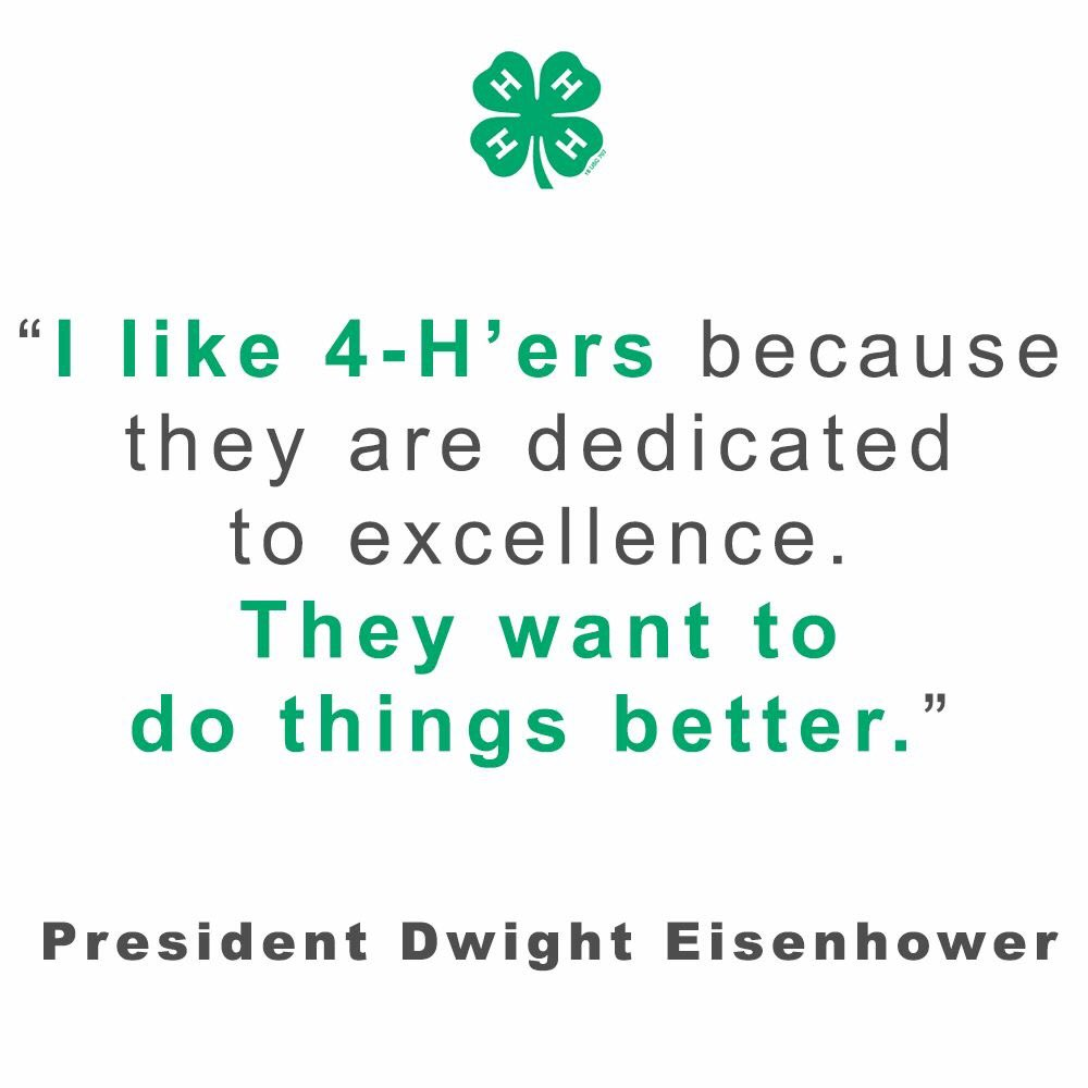 "4 H Quotes Mississippi 4H On Twitter ""in Honor Of Presidentsday We Will"