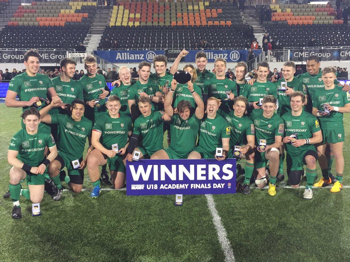 U18 Premiership Champions!