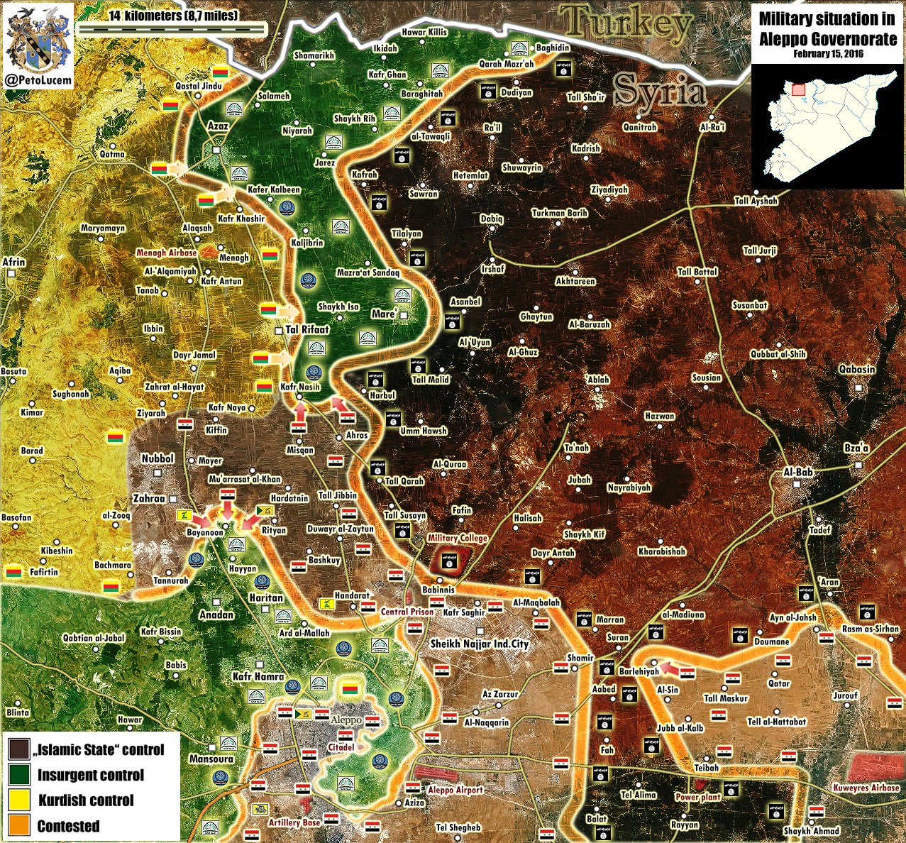 Syrian Civil War: News #6 - Page 21 CbRqs7eWIAE0JiA