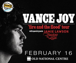 Tomorrow: @VanceJoy performs at @OldNatlCentre w/ @JamieLawsonUK. Tickets available > https://t.co/bRaOLtEUlm https://t.co/ilMQwxN661