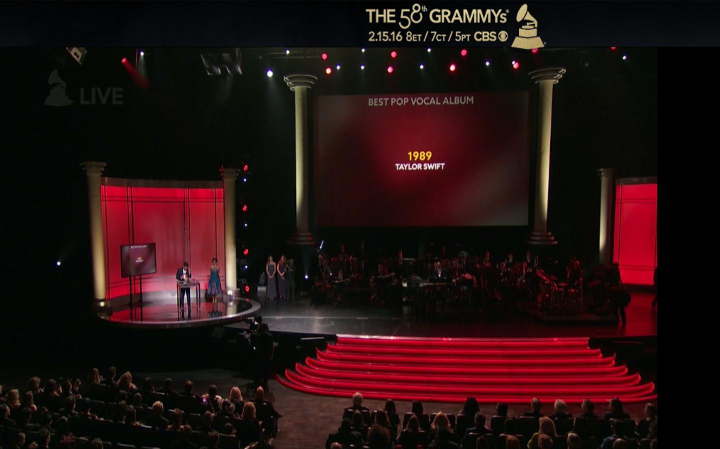 Premios y Nominaciones [Grammys: Primer mujer en la historia con 2 Album of The Year] - Página 33 CbSIUc9W0AA0QDD