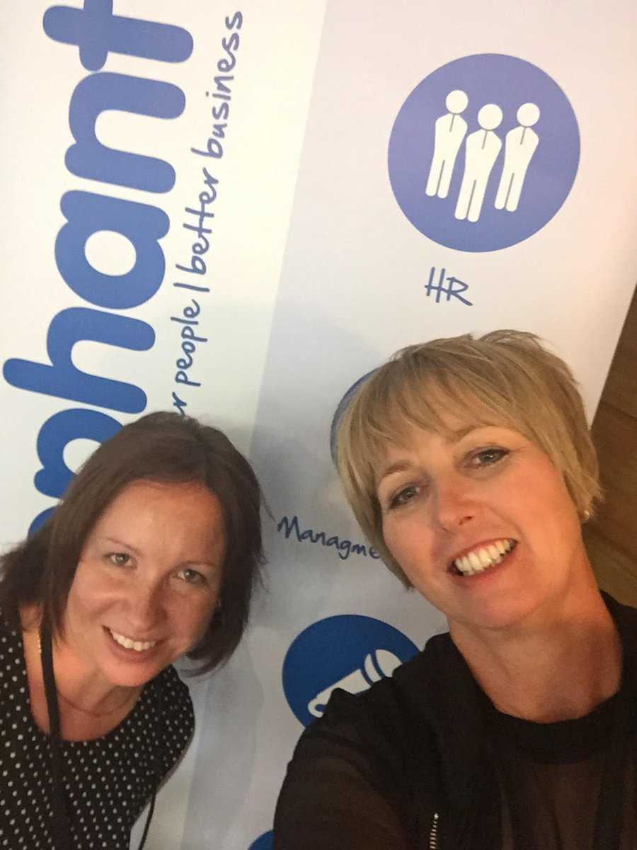 Our wonderful Claire and Lara at the Human Resources Advisor Conference  #hraconf16 https://t.co/hwhEzvlLy8