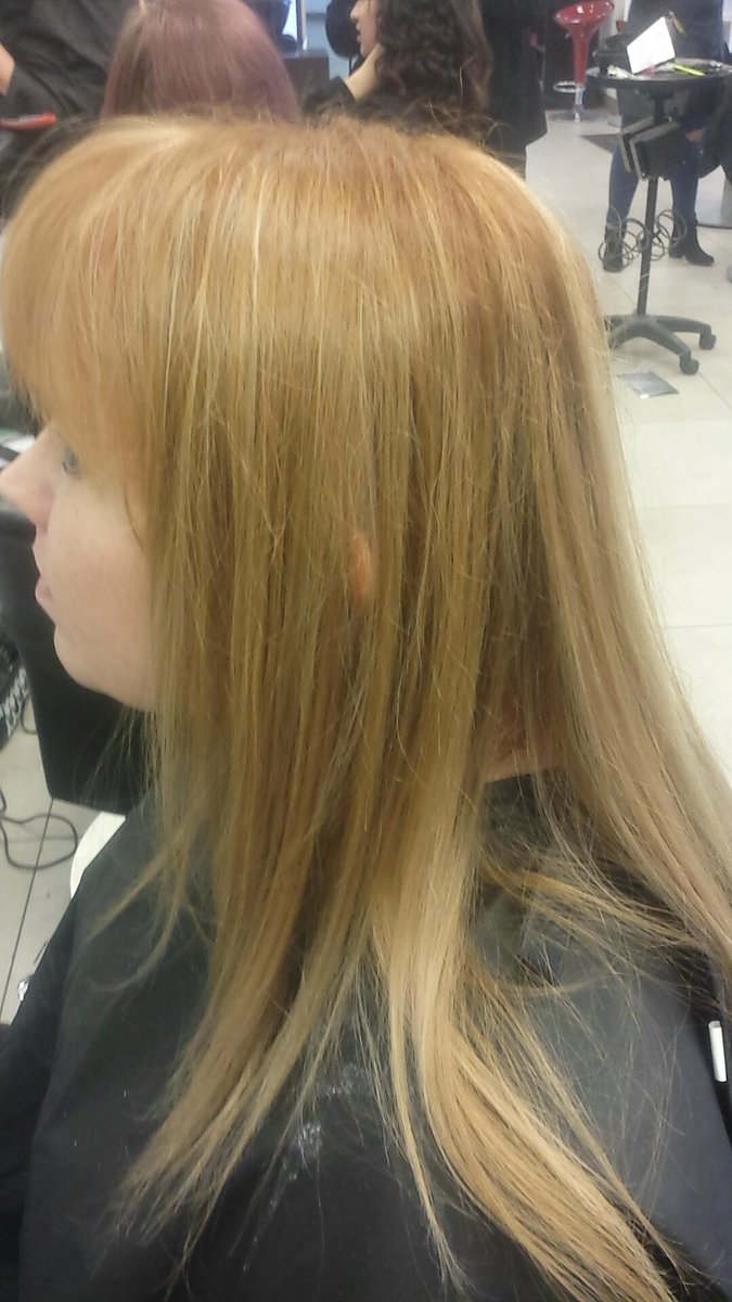 Charissa Casi On Twitter Highlight With Root Touch Up Pull Through