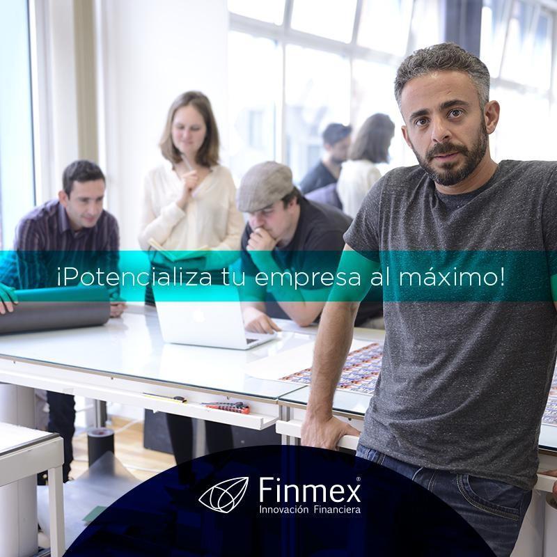¿Cuál es la clave para lograr todo lo que siempre has querido? Ven a Finmex y ¡potencializa tu empresa al máximo! https://t.co/8tFWpRnttA