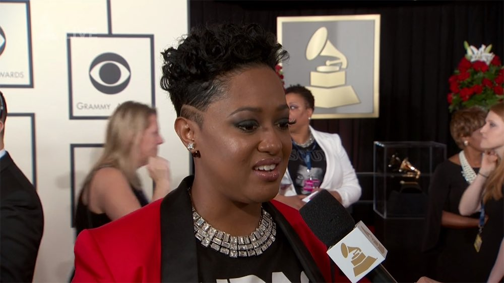 You know we gotta get one for tha #Land #Grammys #JamLAisdasquad #Rapsody https://t.co/c5fhECHRsE