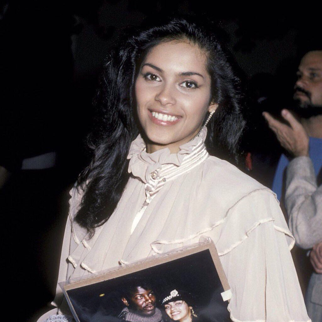 Lead Singer Of 80 S Girl Group  Vanity6 Denise Matthews Aka Vanity Sadly Passed Away Today Vanity6 Denise Matthews Vanity
