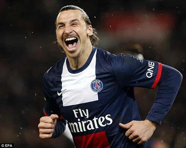 VIDEO YOUTUBE PSG-CHELSEA 2-1 immagini dei Gol: 39' Ibrahimovic (P), 45' Mikel (C), 78' Cavani (P)