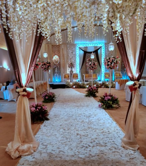 Alila jakarta on twitter look how charming the wedding decoration cbu seouuaargflg junglespirit Gallery